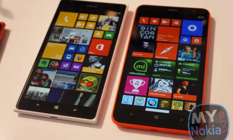 Nokia Lumia   In arrivo un nuovo tablet da 8.3″ 1080p ed uno smartphone da 4.5″ dual SIM?