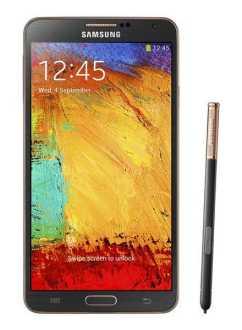 Ufficiale Samsung Galaxy Note 3 edizione Rosa Gold