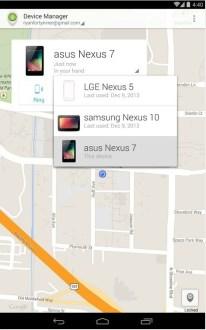 Gestione dispositivi Android sbarca sul Google Play Store per non perdere più il nostro smartphone!