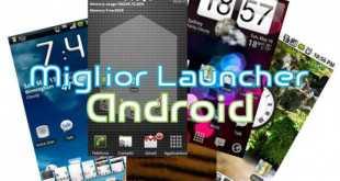 Launcher : il restyling per smartphone