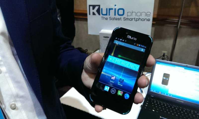 Kurio Phone – Telefono Android per bambini con Parental Control