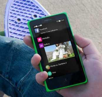MWC 2014   Nokia X, ecco il primo smartphone Nokia Android