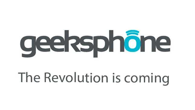 Geeksphone Revolution, il nuovo smartphone targato Android