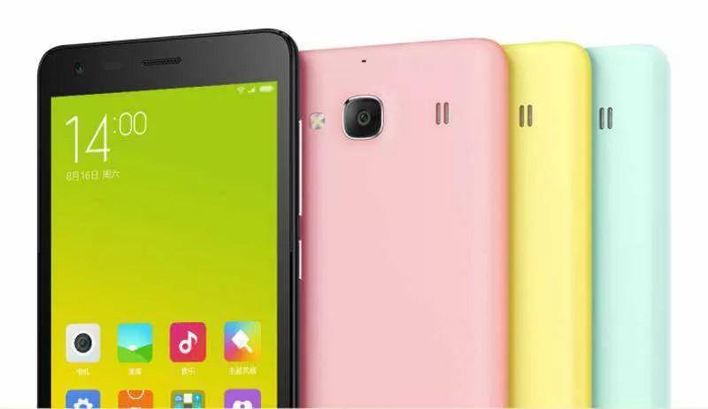 Xiaomi Redmi 2, display 4.7″ HD, LTE, Snapdragon 410 a 64-bit a 129€