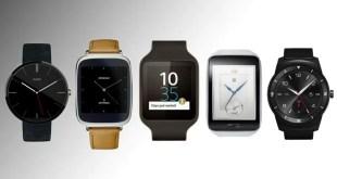 Idee regalo per Natale: i migliori smartwatch | Dicembre 2015