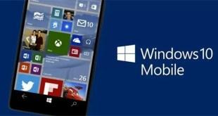 Windows 10 Mobile supporterà presto anche i processori MediaTek
