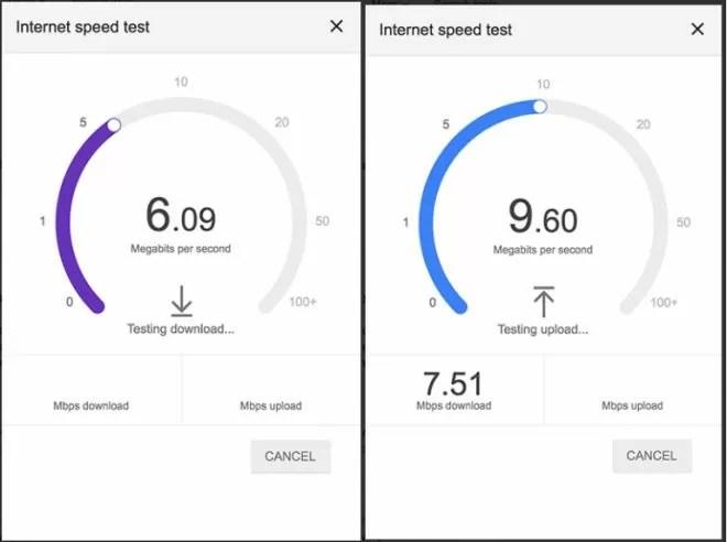 Google Speed Test: scopri la nuova funzione integrata nel