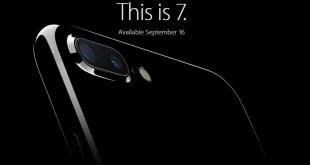Dimensioni smartphone a confronto: Apple iPhone 7 Plus contro iPhone 6s, Galaxy Note 7, LG V20, Nexus 6P, S7 Edge, OnePlus 3