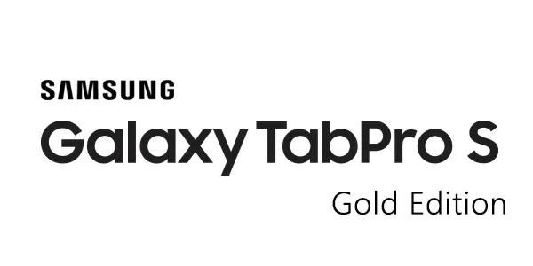 Samsung Galaxy TabPro S: Gold Edition con 8GB di RAM e