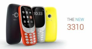Nokia 3310: boom di pre ordini nel Regno Unito, la domanda supera le aspettative