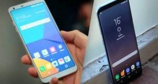 LG tenta di screditare Galaxy S8, ma non gli va proprio bene