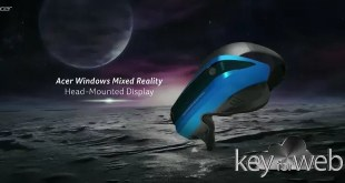 Acer presenta a New York il proprio visore per la Mixed Reality