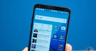 LG G6 e V30, ecco quando arriverà l'aggiornamento Android 8.0 Oreo
