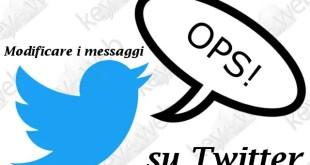 Come cambiare il testo nei messaggi Twitter per scherzi ed altro