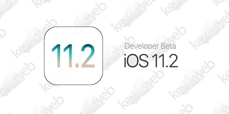 Apple lancia un'altra Beta di iOS 11.2 per gli