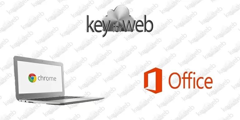 Microsoft Office Android disponibile per Chromebook