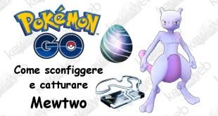 Pokémon GO, come sconfiggere e catturare Mewtwo