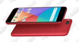 Xiaomi Mi A1, la Special Edition presenta un vivace colore rosso