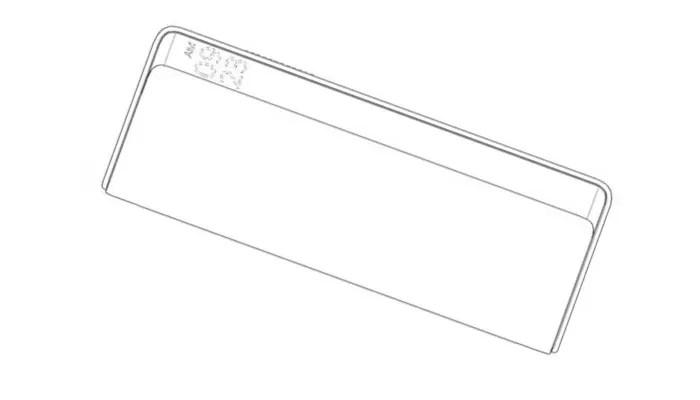 LG brevetta un telefono pieghevole che si trasforma in un