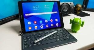 Galaxy Tab S4 potrebbe avere display in 16: 10
