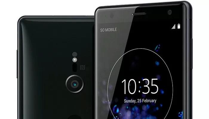 Sony Xperia XZ2: in attesa del MWC 2018 ecco una nuova immagine