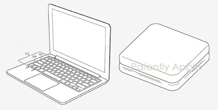 Briciole sulla tastiera? Apple cerca una soluzione