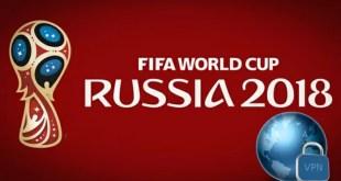 Miglior VPN per vedere i mondiali 2018