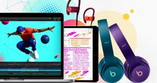 Apple Back to school, acquista un Mac o un iPad Pro e avrai un gradito regalo