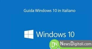 Guida Windows 10 in Italiano, il manuale che cercavi | Download PDF