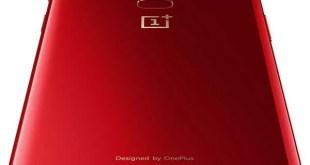 OnePlus 6 Red Edition arriva su Amazon Italia in preordine