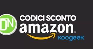 Illumina la tua casa con Koogeek. Nuovi coupon Amazon disponibili