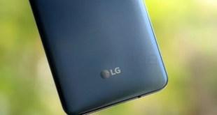 LG G8 ThinQ: una foto svela la possibile durata della batteria