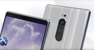 Sony Xperia XZ4 brilla nel suo nuovo video concept