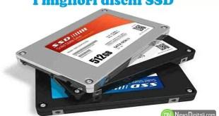 Migliori dischi SSD, eccone alcuni in commercio