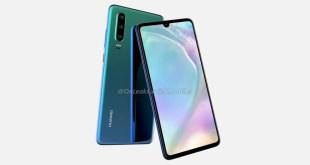 Huawei P30: prime immagini e render video