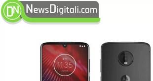 Motorola Moto Z4, ancora immagini e specifiche