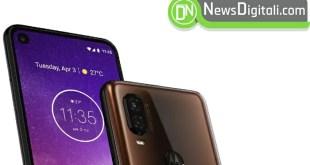 Motorola One Vision: tra le specifiche tecniche ecco l'Exynos 9610