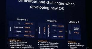 Huawei ribadisce: HarmonyOS non arriverà sugli smartphone