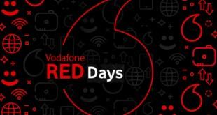 Vodafone Red Days: anche a gennaio 2020 gli smartphone a rate zero