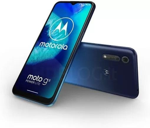 Motorola Moto G8 Power Lite è ufficiale: prezzo e specifiche