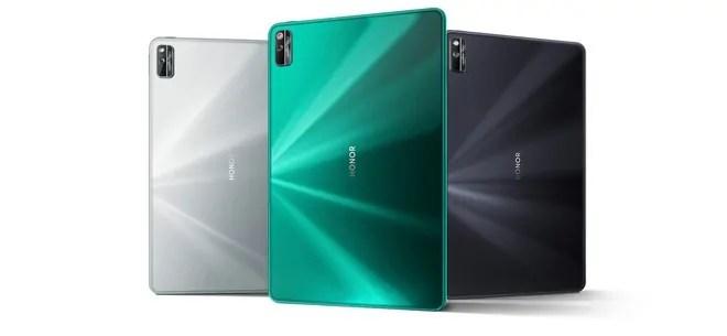 Honor V6: il primo tablet con WiFi 6 e 5G