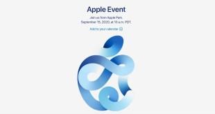 """Annunciato un """"Apple Event"""" il 15 Settembre: previsioni e novità"""