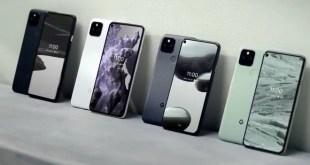 Google annuncia Pixel 4a 5G e Pixel 5