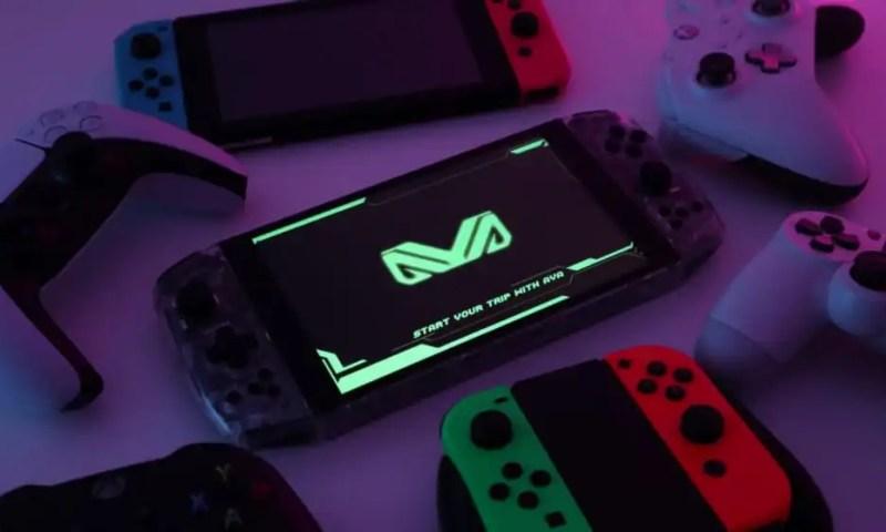 AYA NEO: la console portatile che fa girare Cyberpunk 2077
