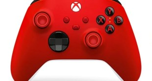 """Microsoft festeggia San Valentino con il nuovo controller Xbox """"Pulse Red"""""""