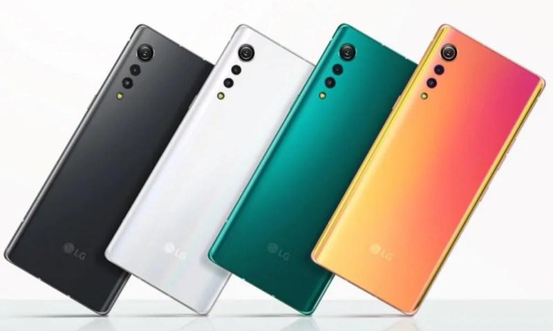 LG Velvet riceve finalmente Android 11