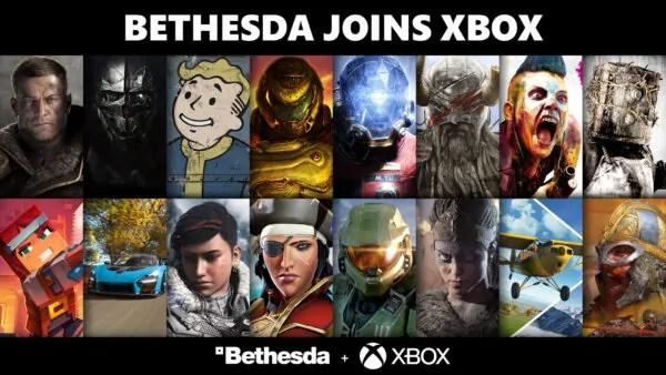 Microsoft ha terminato ufficialmente l'acquisizione di Bethesda, primi dettagli sui piani futuri