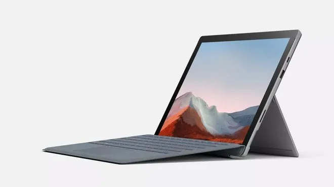 Surface Pro 7+ è disponibile in Italia