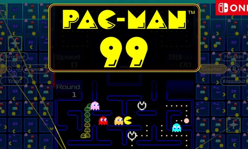 Pac-Man diventa un Battle Royale e arriva su Nintendo Switch