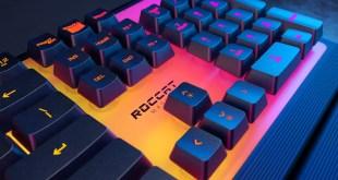Roccat: presentate le nuove tastiere Magma e Pyro